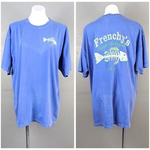Oversized Clearwater Beach FL Comfort Colors Tee